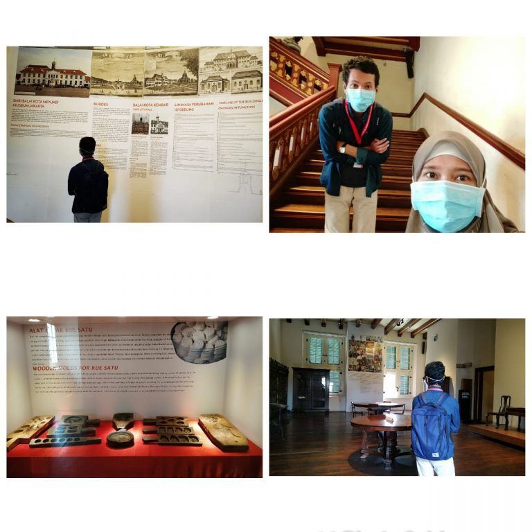 Museum Fatahilla Museum sejarah jakarta