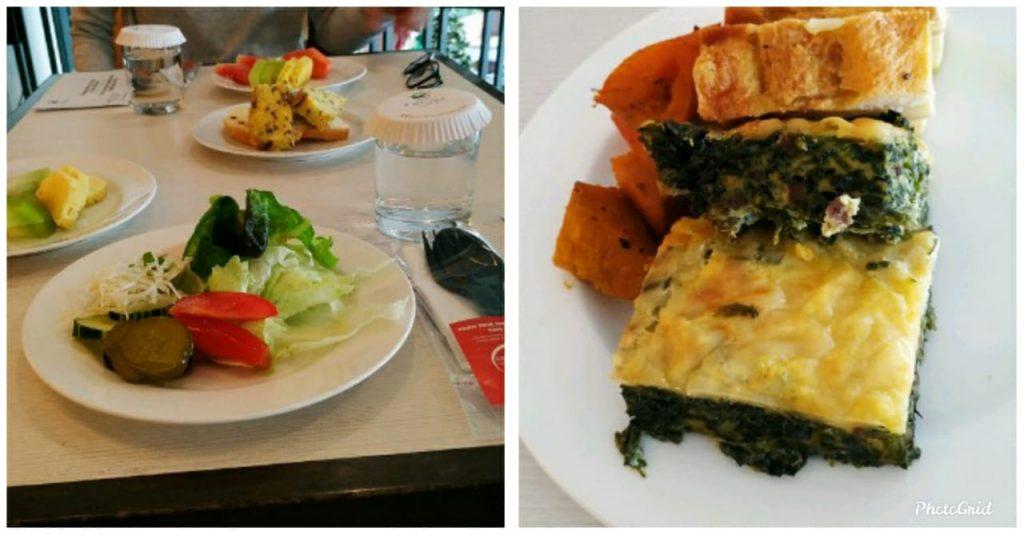 menu sarapan di hotel ciputra jakarta