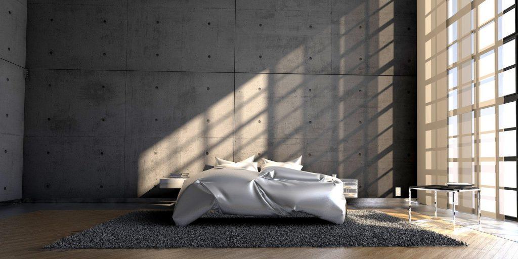 kamart tidur minimalis